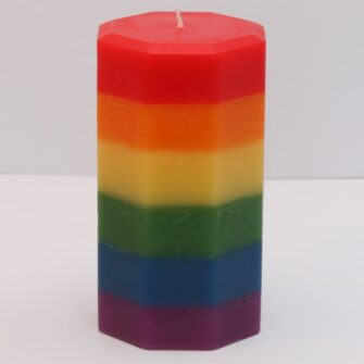 Pride Candle