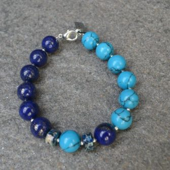 T and LL Bracelet