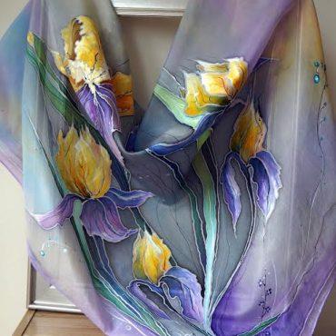Irises at Dusk...