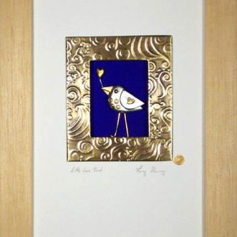 Art Karen Shannon Love Bird