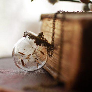 Bronze Dandelion Orb...