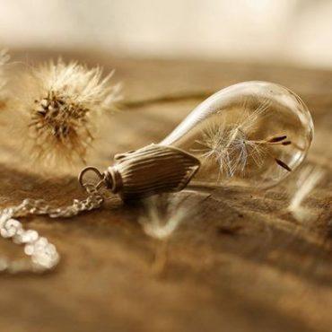 Silver Wish Pendant...