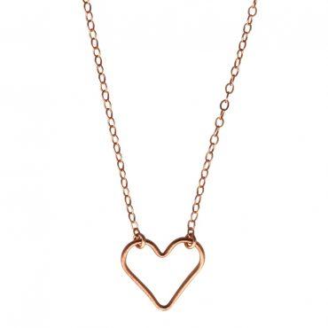 Rose Gold Heart...