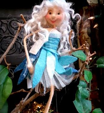 Felt Fairy 'Alissia'