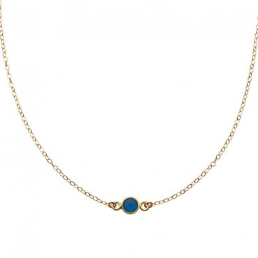 Blue Onyx Gold...