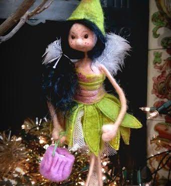 Felt Fairy 'Analan'