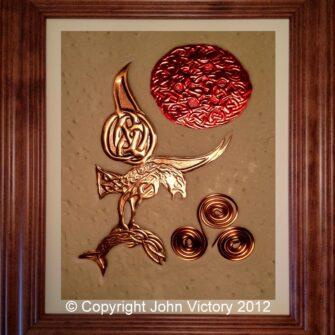 John Victory Celtic Metalwork