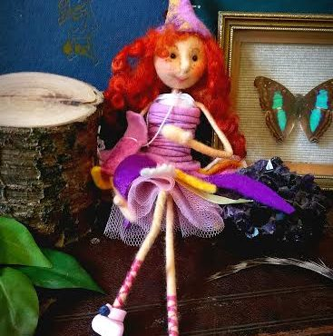 Felt Fairy 'Bella'
