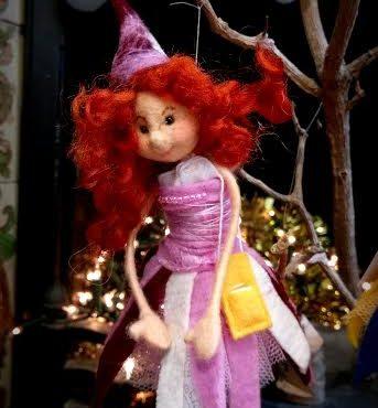 Felt Fairy 'Tabetha'