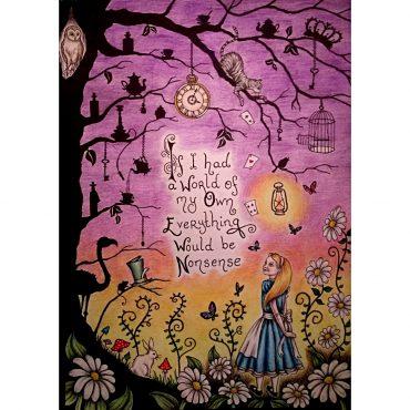 Alice in Wonderland-...