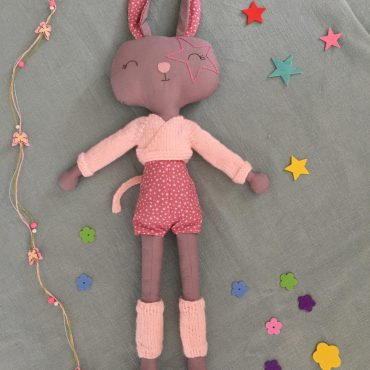 Dance Star Bunny