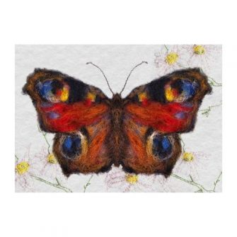 Keeper of Wishes Butterfly Print