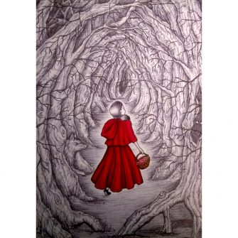Little Red Riding Hood - Lost in the Woods, Colour