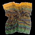 Rothlu square silk scarf