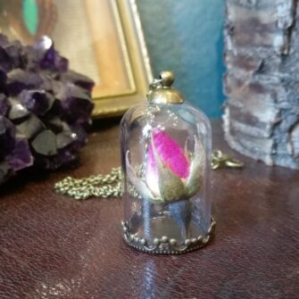 Ruby Robin Rose Bud Bell Jar