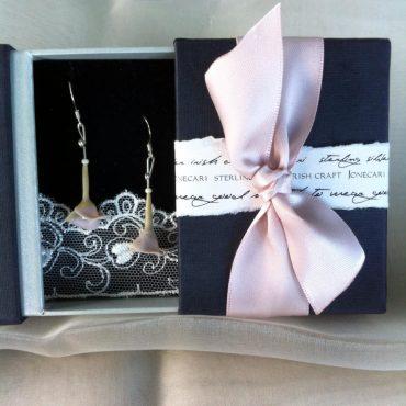 Flower Earrings with...