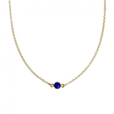Blue Lapis Gold...