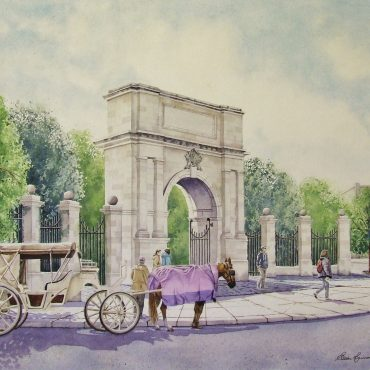 Fusiliers Arch Print