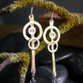 Inna Designs Sterling Silver Earrings