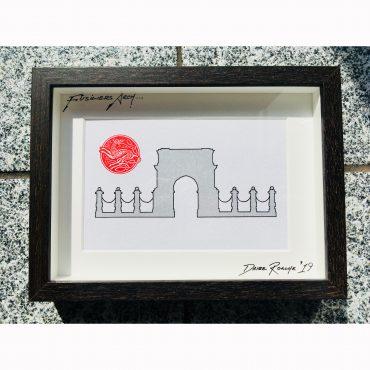 Fusilier's Arch Print...