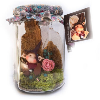 Fairy Wish Jar, Little Dearies