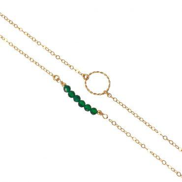 Birthstone Bracelet Set