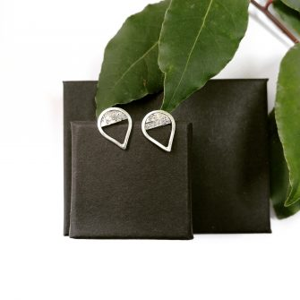 Zance Design Silver Earrings