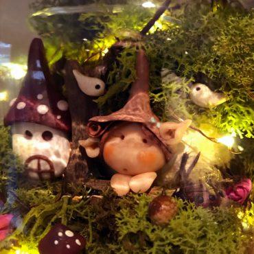 Fairy Life, Jar...