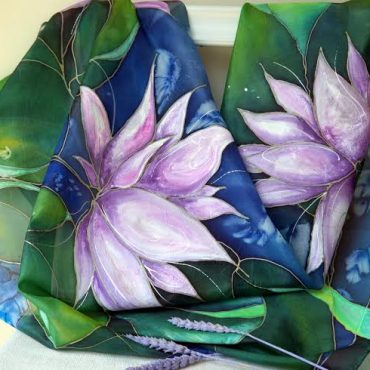 Waterlilies on a...