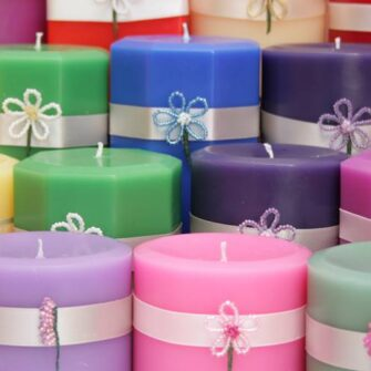 Irish Handmade Candles by Patricia