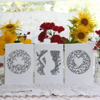 Greeting Cards and Stationary