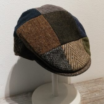 Hanna Hats, Children's Tweed Cap
