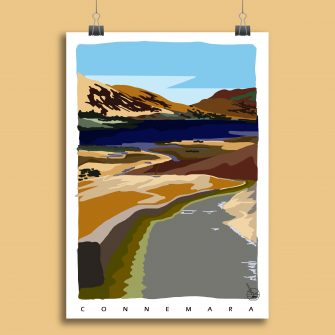Loch Na Fooey Art Print_Explore with Marion