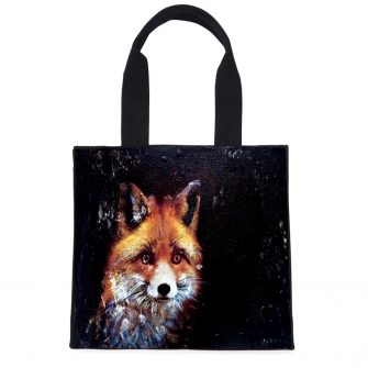 Fox Tote Bag by Kelly Hood